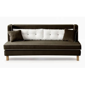 Sofa VENEZIA Dark Brown